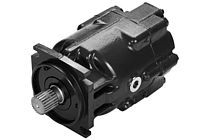 Sauer-Danfoss axial piston motor 90m075 series 90