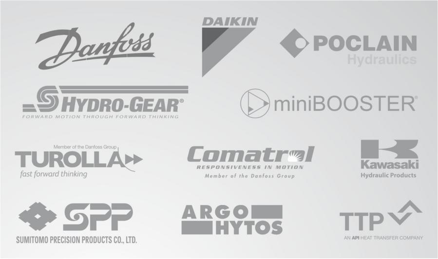 Brand partners & Logistics